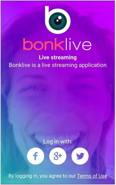 Bonk Be Live Interface