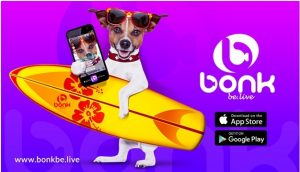 Bonk Be Live Word's Best Free Streaming Android And iOS App